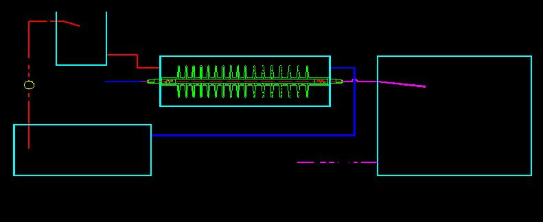 真正用于增加空气势能所消耗的电能,在总耗电量中只占约15%那么很小一部分,大约85%的电能转化为热量,并由各种冷却器排风扇带走,排放到环境中,这些热能并没有得到很好的利用。如果可以根据相应类型压缩机的结构和原理,适当地进行改造,将其热量回收,结合工厂实际情况将这些热源进行利用,那么就可以变废为宝,将原本排入环境的热量收集利用,减少用于其他用途加热的燃料消耗量。